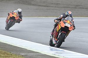 MotoGP Réactions Pour Smith, KTM a péché par manque d'expérience sous la pluie