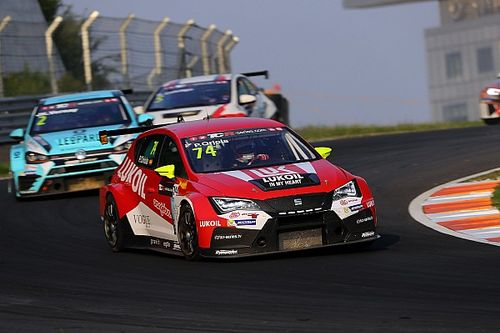 Craft-Bamboo Racing eager to take victory in final round of the TCR International Series