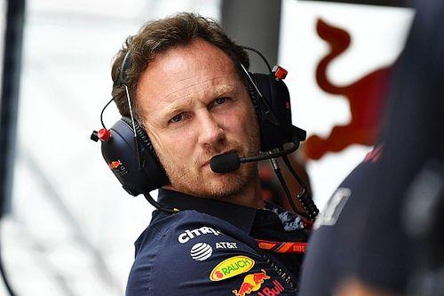 """Horner over zege Verstappen: """"Nog nooit zo nerveus geweest"""""""