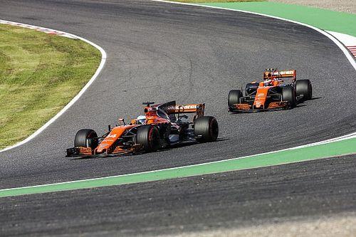 Alonso et Vandoorne partiront en fond de grille