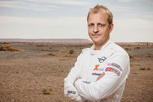 Hirvonen to spearhead Mini's 2017 Dakar assault