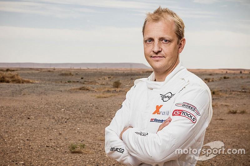 Hirvonen encabeza el asalto de Mini al Dakar 2017