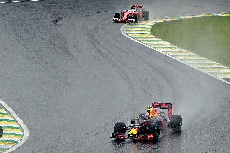 Vettel texted Verstappen after Brazilian GP