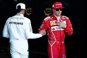 Forma-1 BRÉKING Räikkönen magasról tesz a pletykákra: még mindig a Ferrari versenyzője