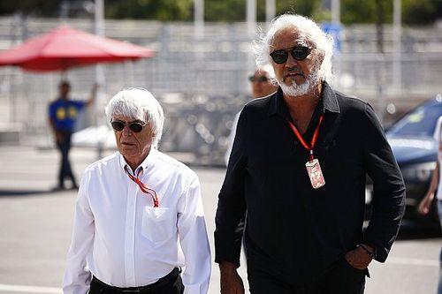 "Briatore sobre la derrota de Ferrari: ""La culpa es de los pilotos"""