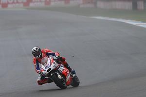 MotoGP Practice report MotoGP Belanda: Redding puncaki FP3, Pedrosa paling lambat