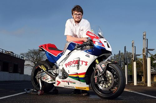 Conor Cummins al Tourist Trophy con il Team Padgett Honda Racing