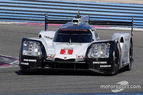 Imagens mostram novo protótipo da Porsche para o WEC