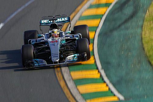 Mercedes promete reação rápida após derrota na Austrália