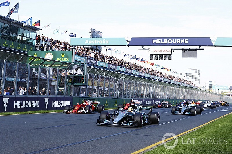 """F1 quer explorar o """"enorme potencial"""" das melhores corridas"""