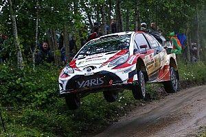 【WRC】3番手のラトバラ「深い轍に苦戦。しかし戦いはこれから」