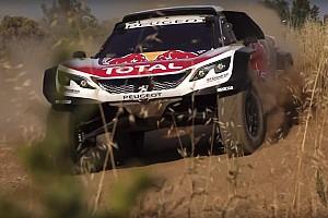 Dakar Actualités Peugeot présente la 3008DKR Maxi pour le prochain Dakar