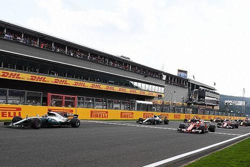 Confira os horários do GP da Bélgica de F1