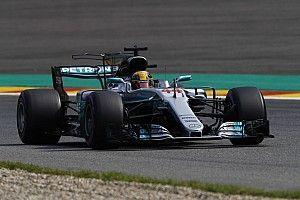 【F1ベルギーGP】決勝速報:ハミルトン58勝目。ベッテル惜しくも2位