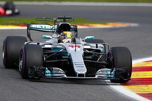 Por esto, Hamilton ganó en Bélgica