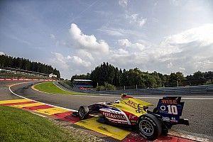 Alesi centra la tripletta con il successo in Gara 2 a Spa-Francorchamps