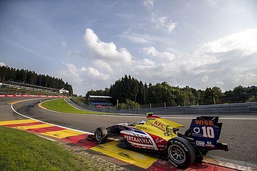 Alesi vuelve a ganar la carrera del domingo de la GP3 en Spa