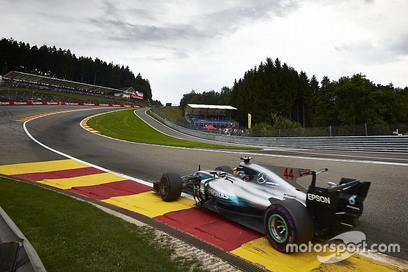 【動画】F1第13戦ベルギーGP コース紹介オンボード映像