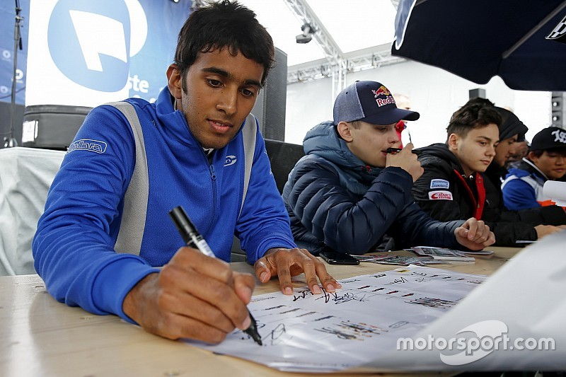 Vaidyanathan switches to Japanese F3 in 2019