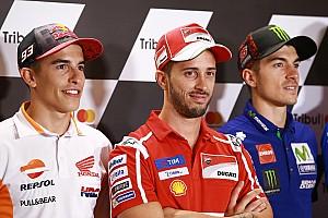 MotoGP Preview Dovizioso : Rossi a beau être absent, le championnat reste très ouvert