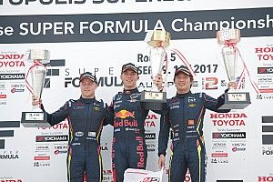 Autopolis Super Formula: Gasly scores second straight win