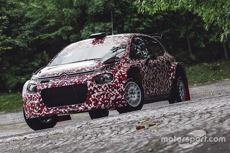 C3 WRC et R5: Citroën sur tous les fronts pour 2018