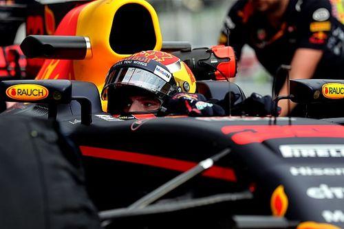 """Verstappen: """"Non è il massimo provare a fare il tempo con gomme usate"""""""