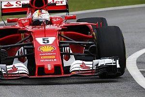 """マレーシアGP:FP2はベッテル首位。""""排水溝""""に問題発生で走行が短縮"""