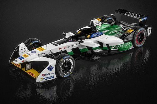 Audi toont auto voor eerste seizoen als fabrieksteam in Formule E