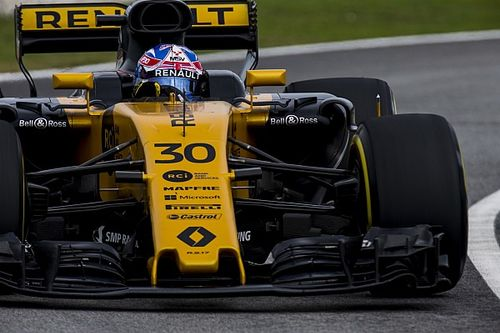 """Renault: """"Singapore moet ogen van Palmer geopend hebben"""""""