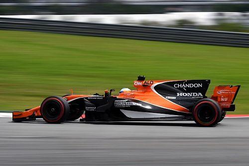 В McLaren остались довольны работой обновлений
