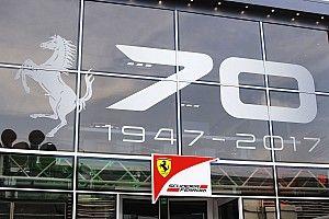 Momen bersejarah Ferrari di GP Italia
