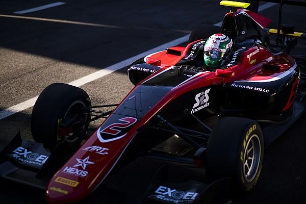 GP3へレス予選:ARTの福住仁嶺が2戦連続のポールポジション獲得