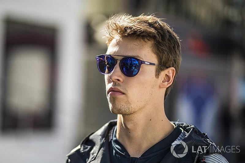 Квят сядет за руль Ferrari на шинных тестах Pirelli