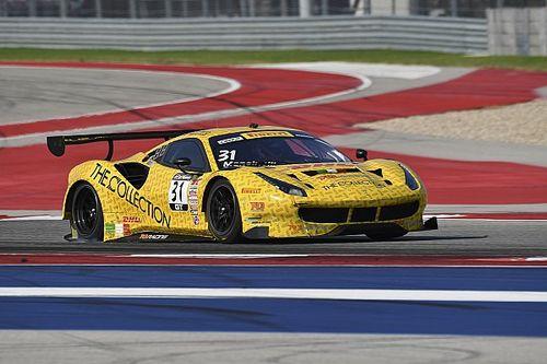 Austin PWC: TR3 Ferrari beats Cadillac, Porsche in COTA SprintX