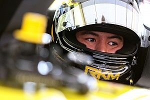 Megennis to race for Andretti Autosport in Indy Lights