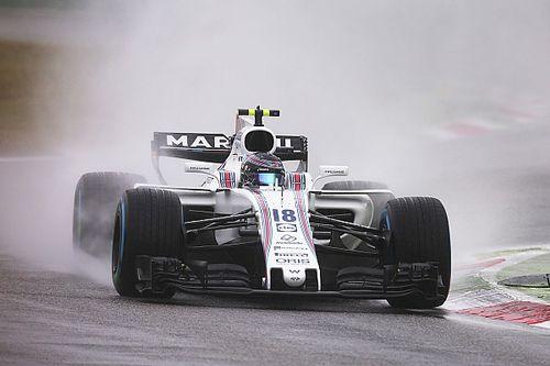 Lance Stroll: F1-Rekord im Regen, aber Kanonenfutter?