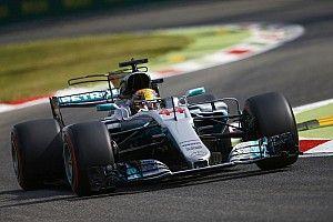 意大利大奖赛FP1:汉密尔顿蒙扎强势开局