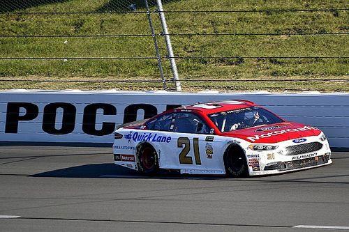 """1. NASCAR-Sieg: Ryan Blaney triumphiert auf """"Tricky Triangle"""" Pocono"""