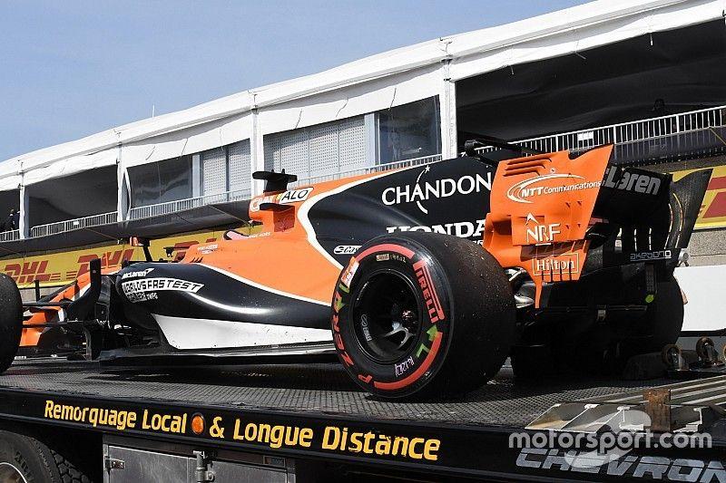 Honda ve mejoras en el banco de pruebas que no funcionan en pista