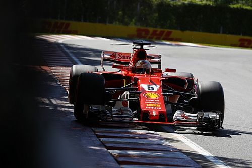 Canadian GP: Vettel leads Ferrari 1-2 in final practice