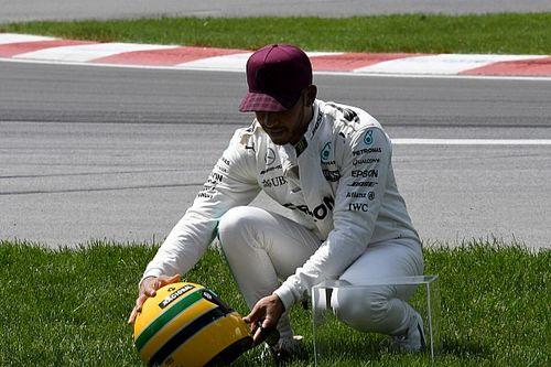 Contrato de Hamilton: ¿repite la historia de Senna en el 93?
