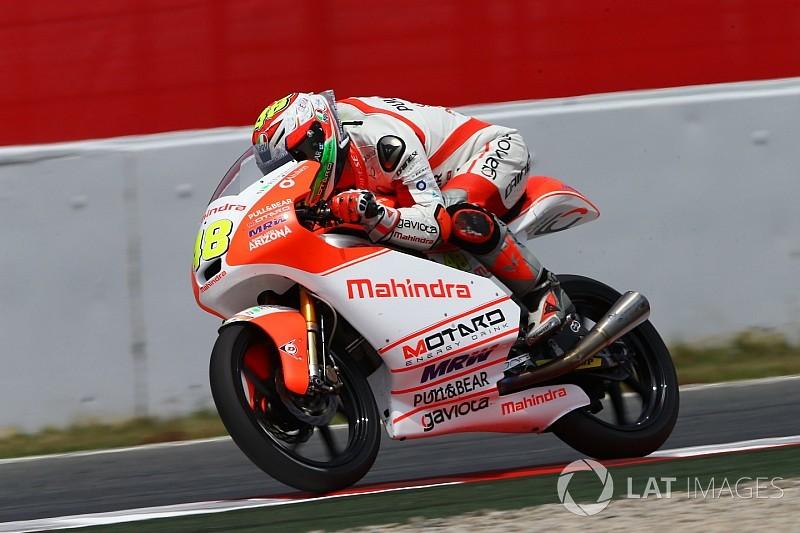 Fokus ke balap listrik, Mahindra tinggalkan Moto3
