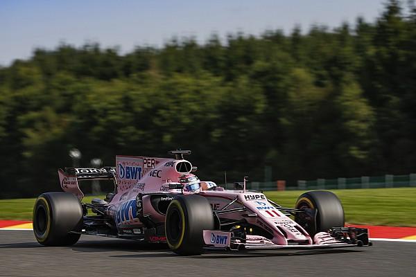 【F1】ペレス「マグヌッセンはいつも