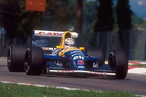 OTD: Nigel Mansell scherpt record Ayrton Senna aan