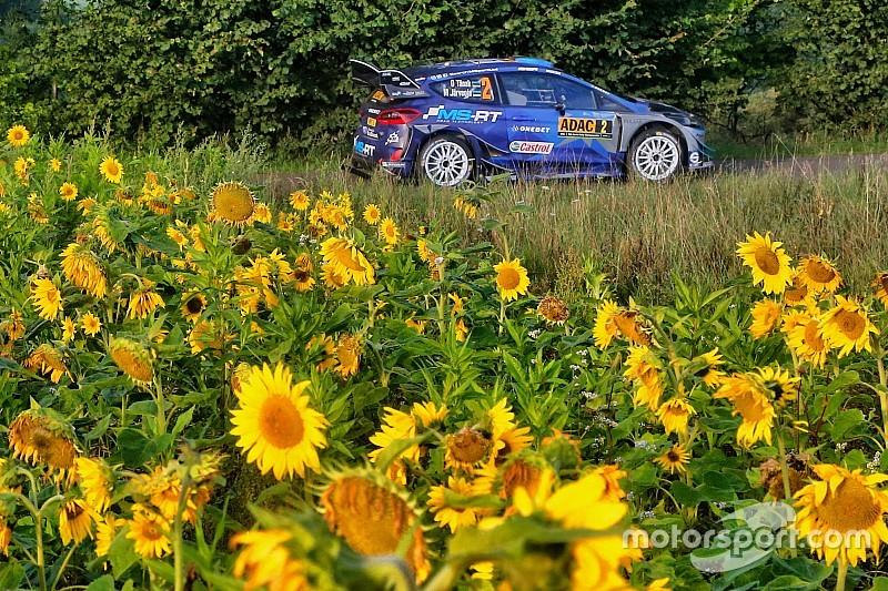 【WRC】ドイツ最終日:タナク今季2勝目。ハンニネンは4位