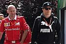 Räikkönen ugyanannyit edz, mint a fiatalabb éveiben