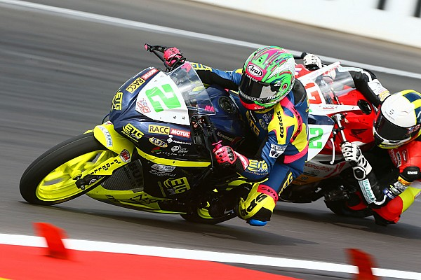 Supersport Ultime notizie Portimao si tinge di rosa: Ana Carrasco vince nella Supersport 300!