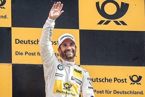 Zandvoort DTM: Glock holds off Wittmann for victory