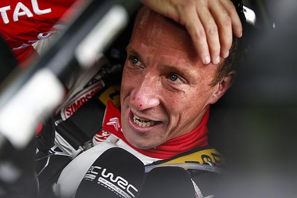 WRC Citroen keeps Meeke on board for Rally Spain
